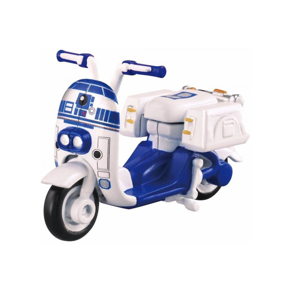 Tomica Star Cars R2-D2 Scooter