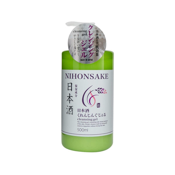Kumanoyushi Beaua Sake Cleansing Gel 500ml