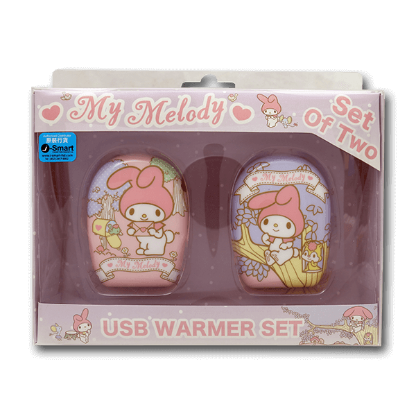 I Smart USB Warmer Set of 2 - My Melody