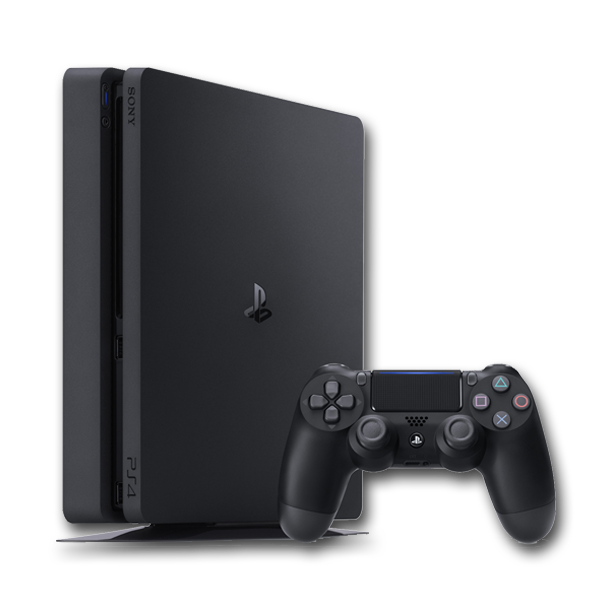 PlayStation 4 500GB Jet Black