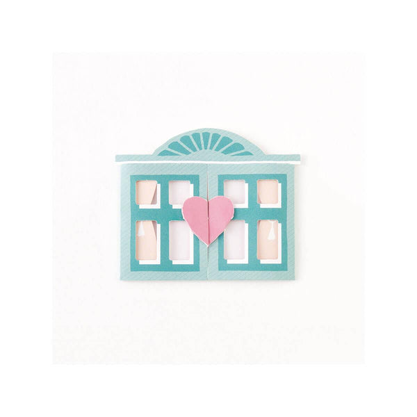 Iroha Box Album Window Photo Frame - Pastel