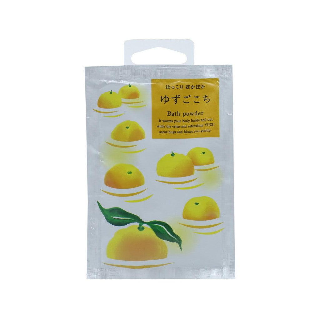 Gpcreate Yuzu Bath Powder 25G