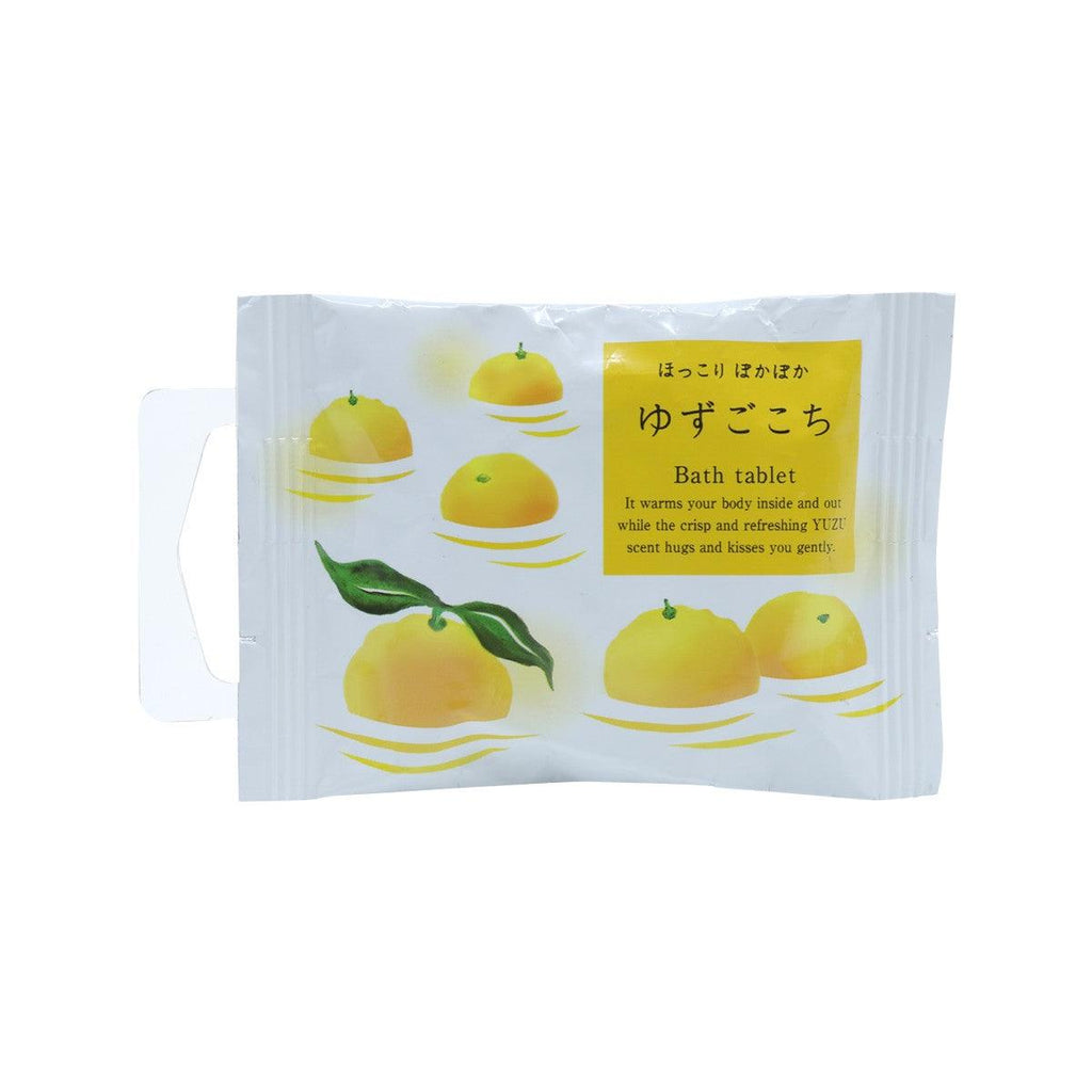 Gpcreate Yuzu Bath Tablet 30G