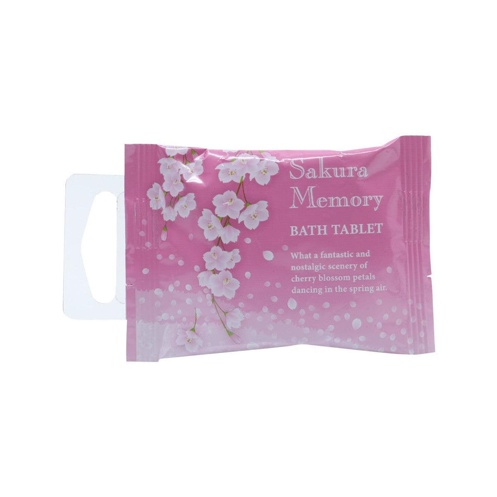 Gpcreate Sakura Bath Tablet 30G