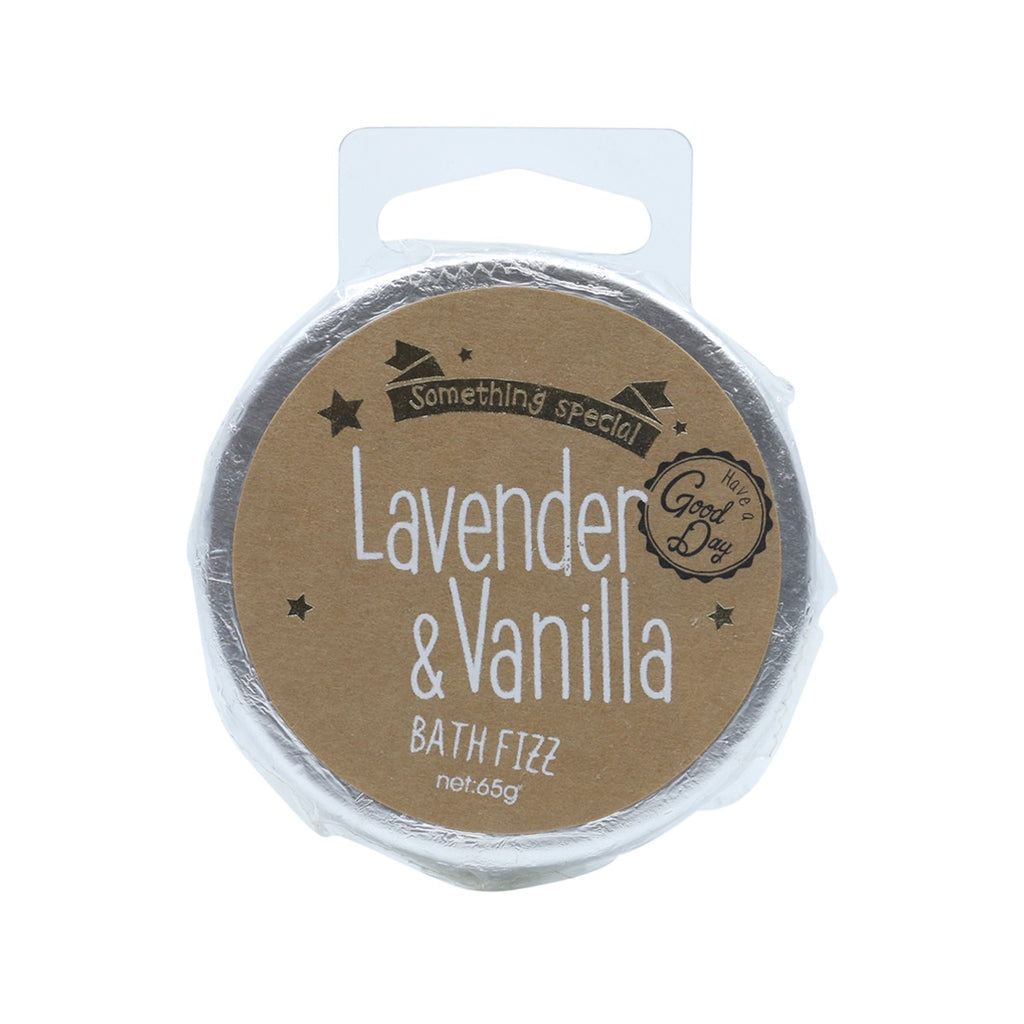 NOL Something Special Bath Fizz Lavender & Vanilla 65g