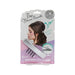 Lucky Volume Keep Barrette - Silver