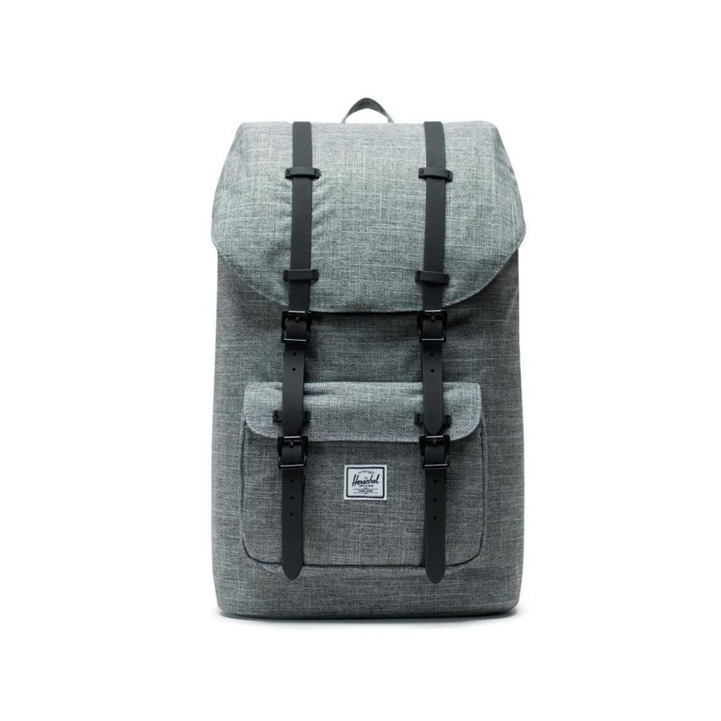 Herschel Little America Backpack - Raven Crosshatch