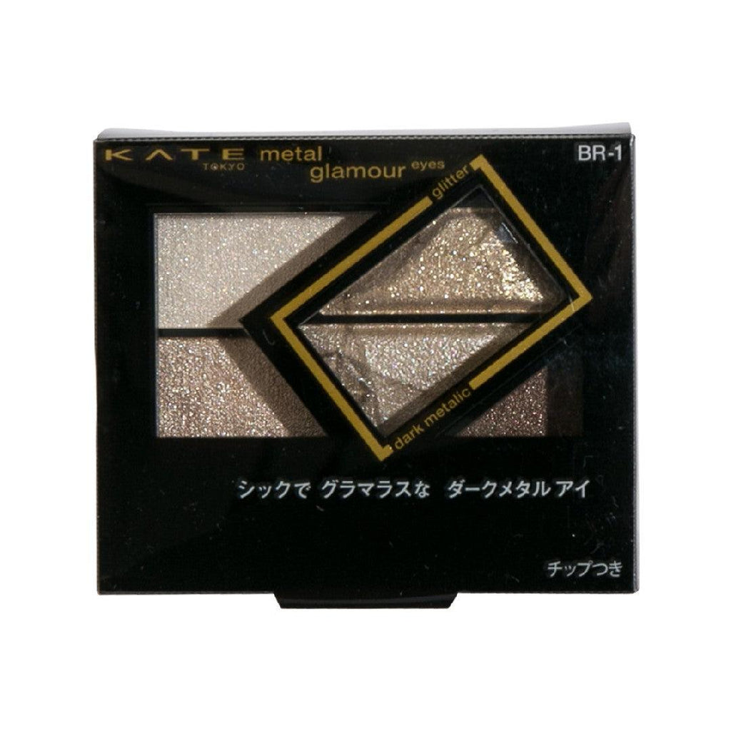 Kate Metal Glamour Eyes BR-1 (3g)
