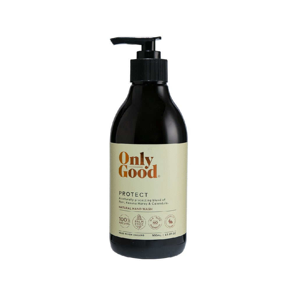 ONLY GOOD Natural Hand Wash - Protect 300ml