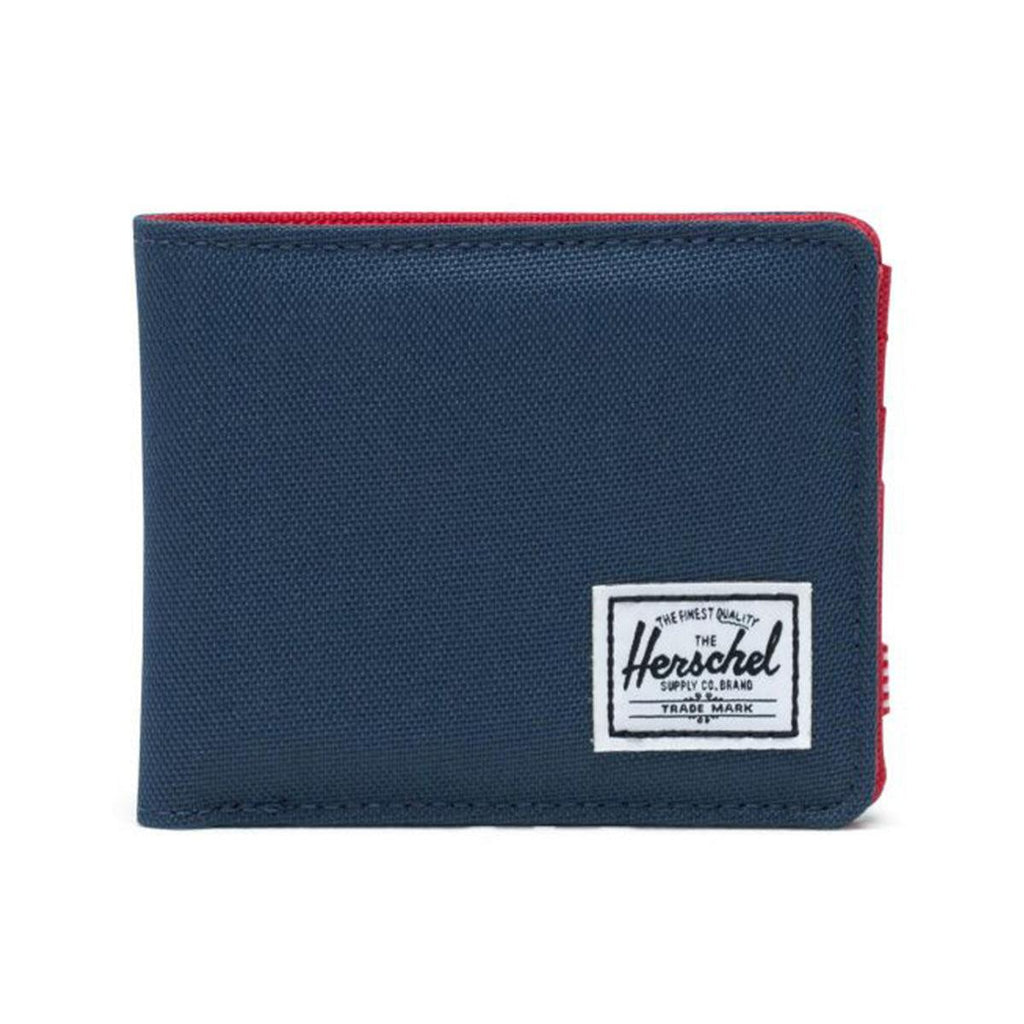 HERSCHEL Roy RFID Wallet-Navy/Red