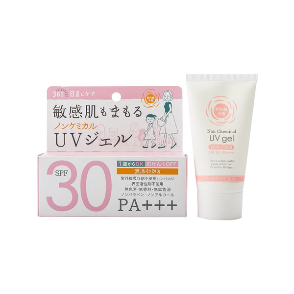 Shigaisen Yohou Non Chemical UV Gel N