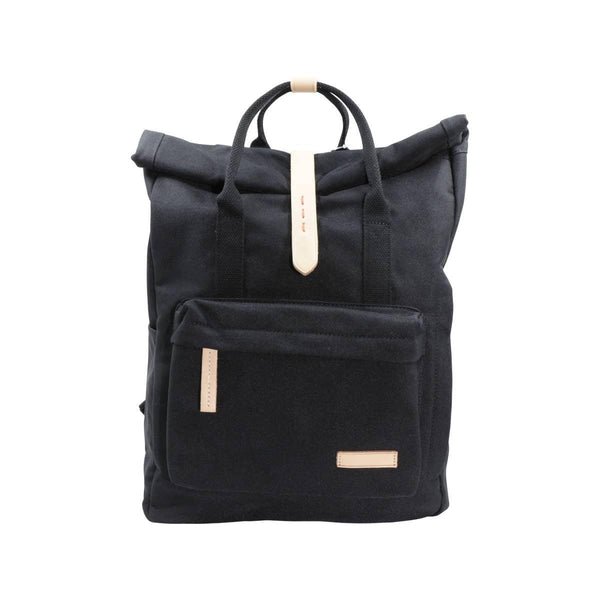 LOG-ON Oxford Backpack - BLACK