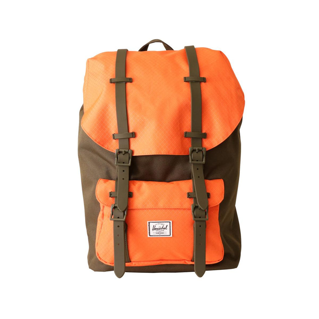 Herschel Little America Backpack-FOREST NIGHT