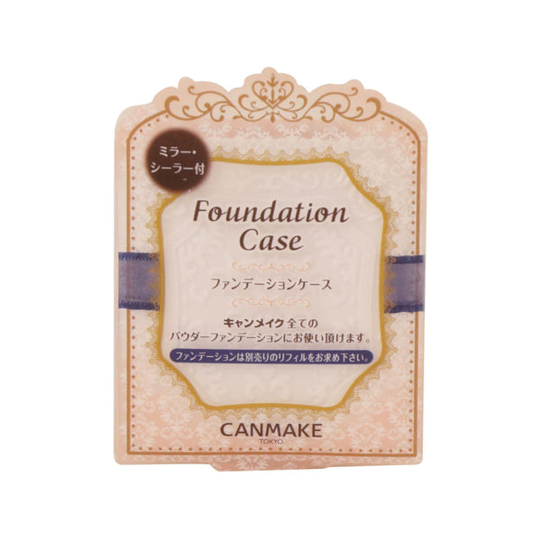 Canmake Foundation Case