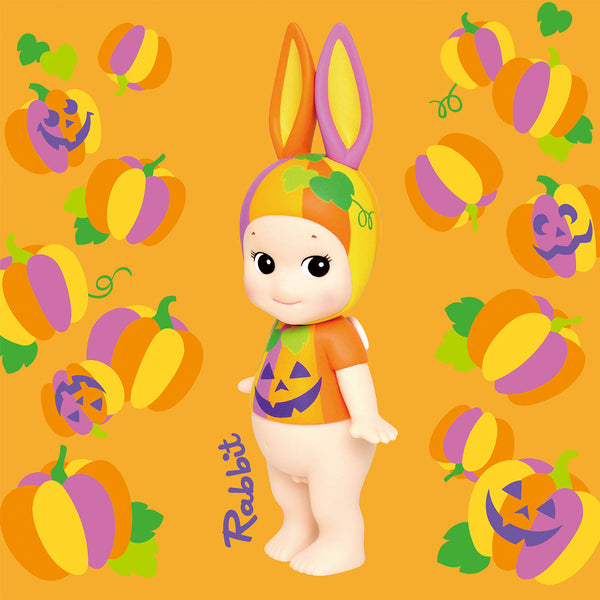 Sonny Angel Artist Collection #11 Halloween Pumpkin Rabbit