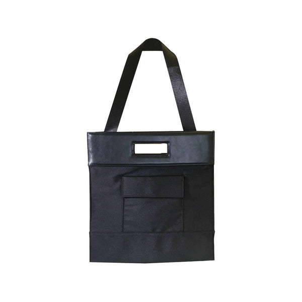 LOG-ON Design Award Lab Project Hand Bag-BLACK