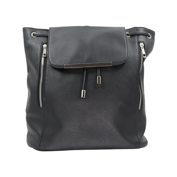 LOG-ON Bastille Backpack -BLACK