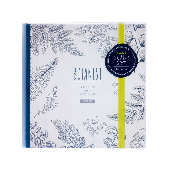 Bontanist Scalp Shampoo & Treatment Set