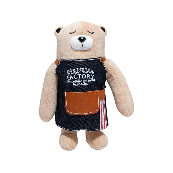 Manual Factory Bear w/Twistable Skeleton