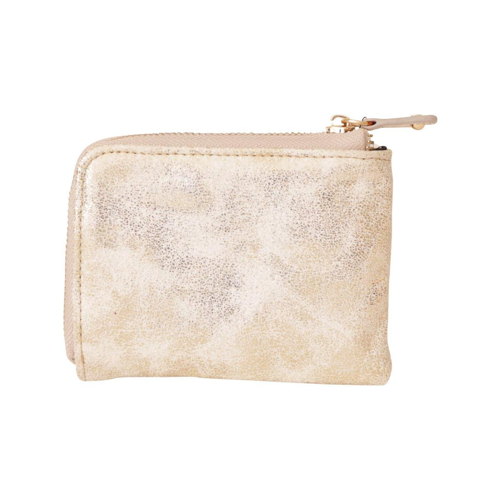 Hemings Umber Zipped Coin Case
