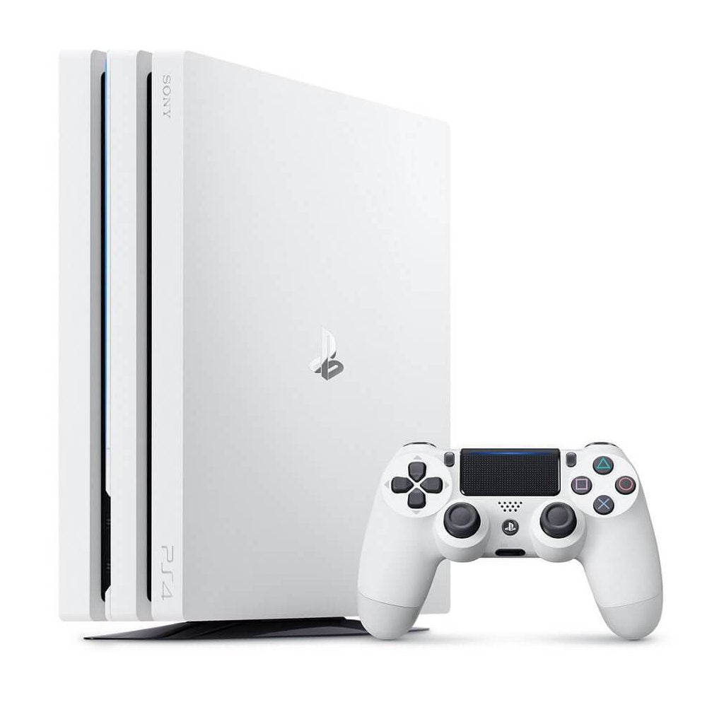 PlayStation®4 Pro 1TB (White)