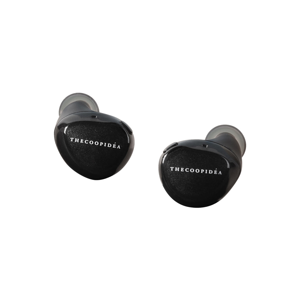 Thecoopidea Beans True Wireless Smart Earphone Black