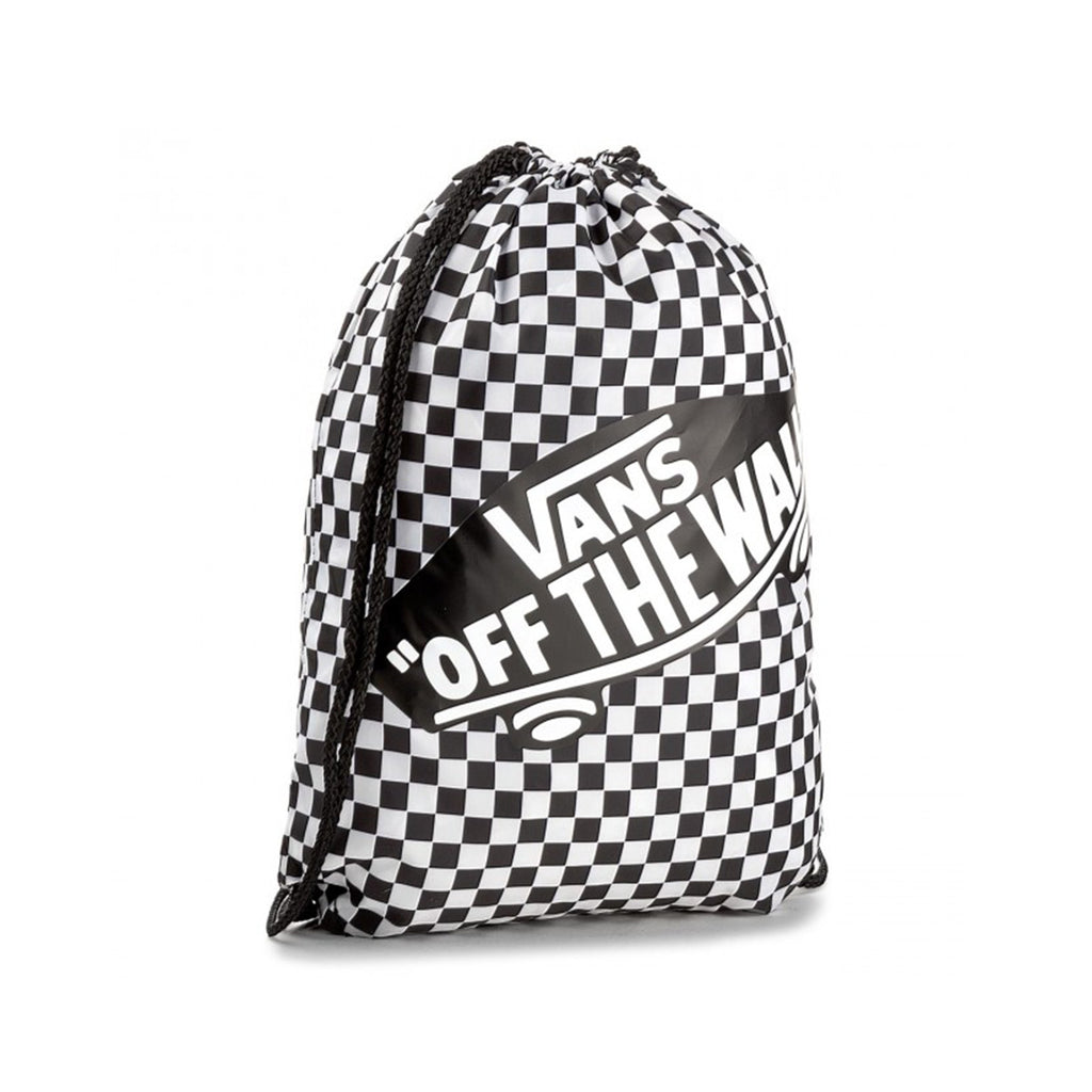 VANS Benched Bag-Black/White Checkerboard