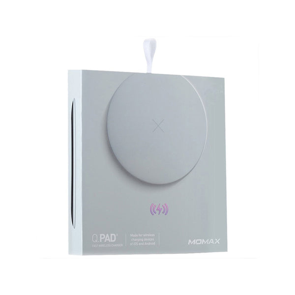 Momax Q.Pad X Fast Wireless Charger - White