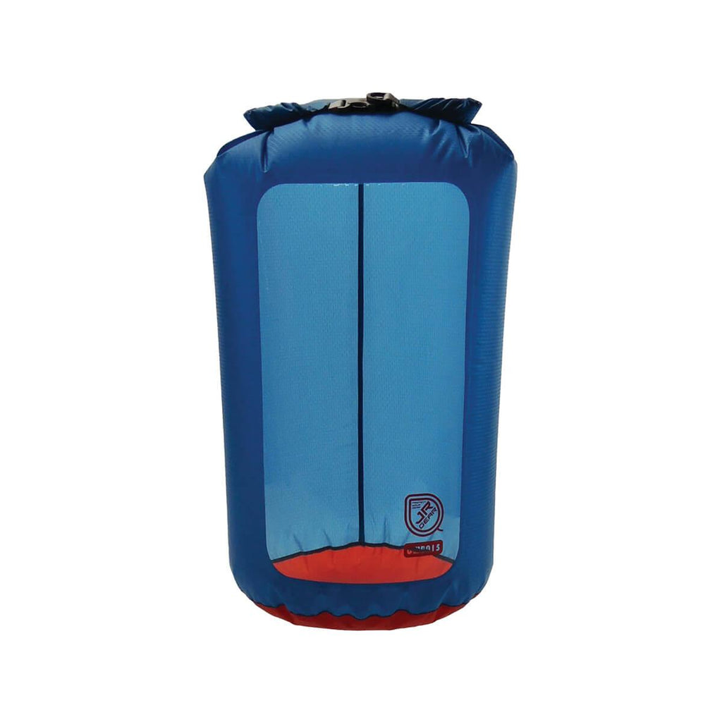 Jrgear18 Ultra Light Window Dry Bag 15L-Sky Blue-Blue