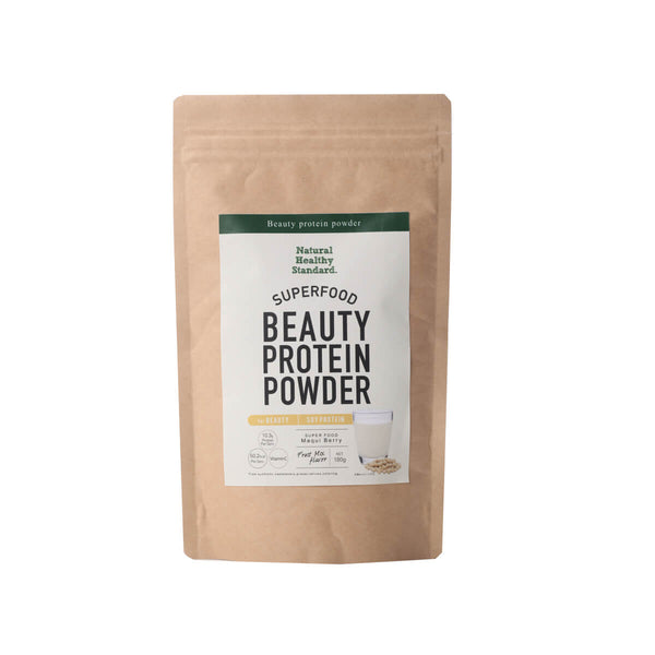 Natural Healthy Standard Beauty Soy Protein Powder Fruit Mix