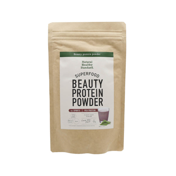 Natural Healthy Standard Pea Protein Powder Cacao Milk Flavor