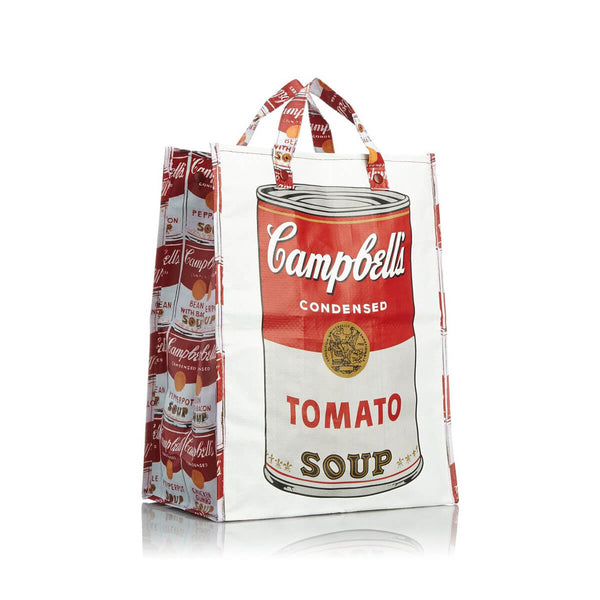 Rootote AW Roo Garbage 30L-Campbell Soup-White