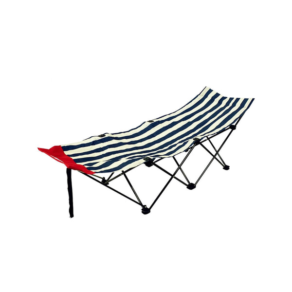 Toymock X Danke Portable Cot-Red Stripe