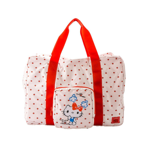 Hello Kitty Foldable Bag (32L)-White