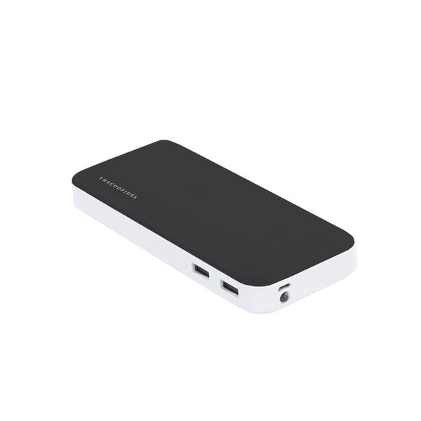 The Coopidea Clay P 15000Mah Powerbank Black