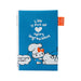 Sanrio Hello Kitty Paperwork A5 Notebook (Polyester)