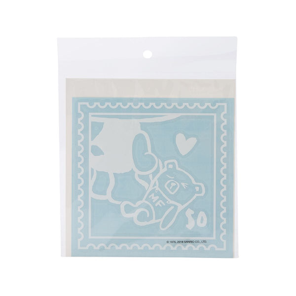 Sanrio Hello Kitty Window Art Sticker A