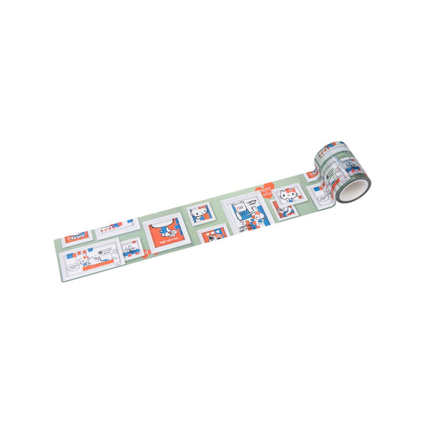 Sanrio Hello Kitty Masking Tape (6Cm X 10M)