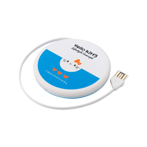 Thecoopidea Hello Kitty Icon Design Wireless Charger