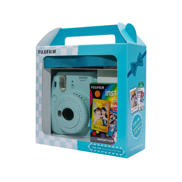 Fuji x Hellolulu Mini 9 Set - Ice Blue