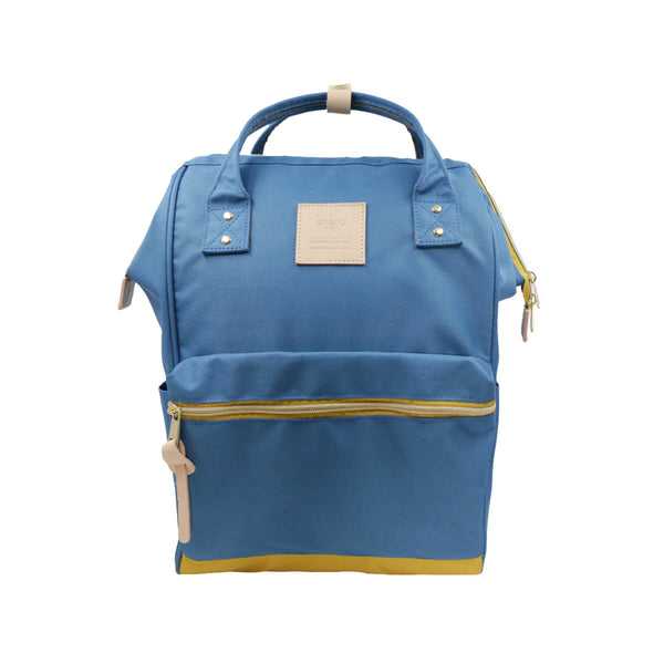 Anello x LOG-ON Backpack - Teal/Mustard