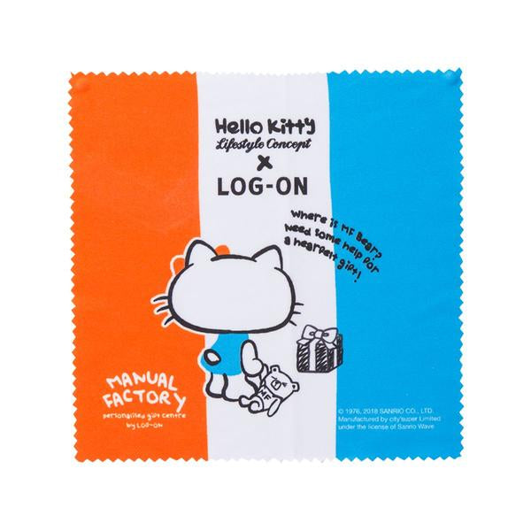 KITTY LENS CLEANING CLOTH-STRIPE