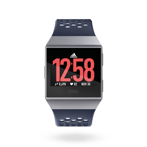 Fitbit Ionic Adidas Ice Grey