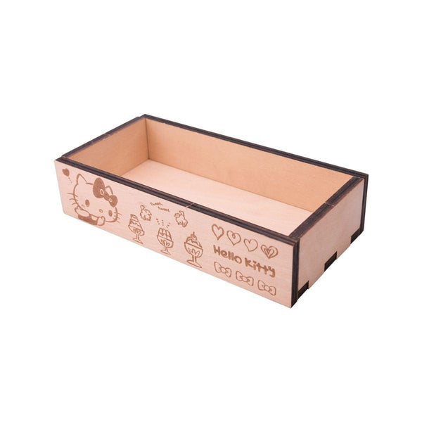 Hello Kitty Wooden Tray