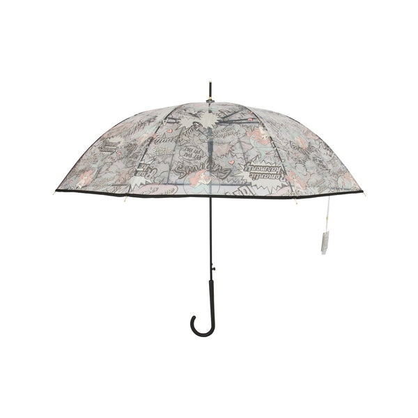 Disney Transparent  Stick Umbrella-The Little Mermaid