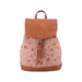LOG-ON Garden Floral Backpack-Pink