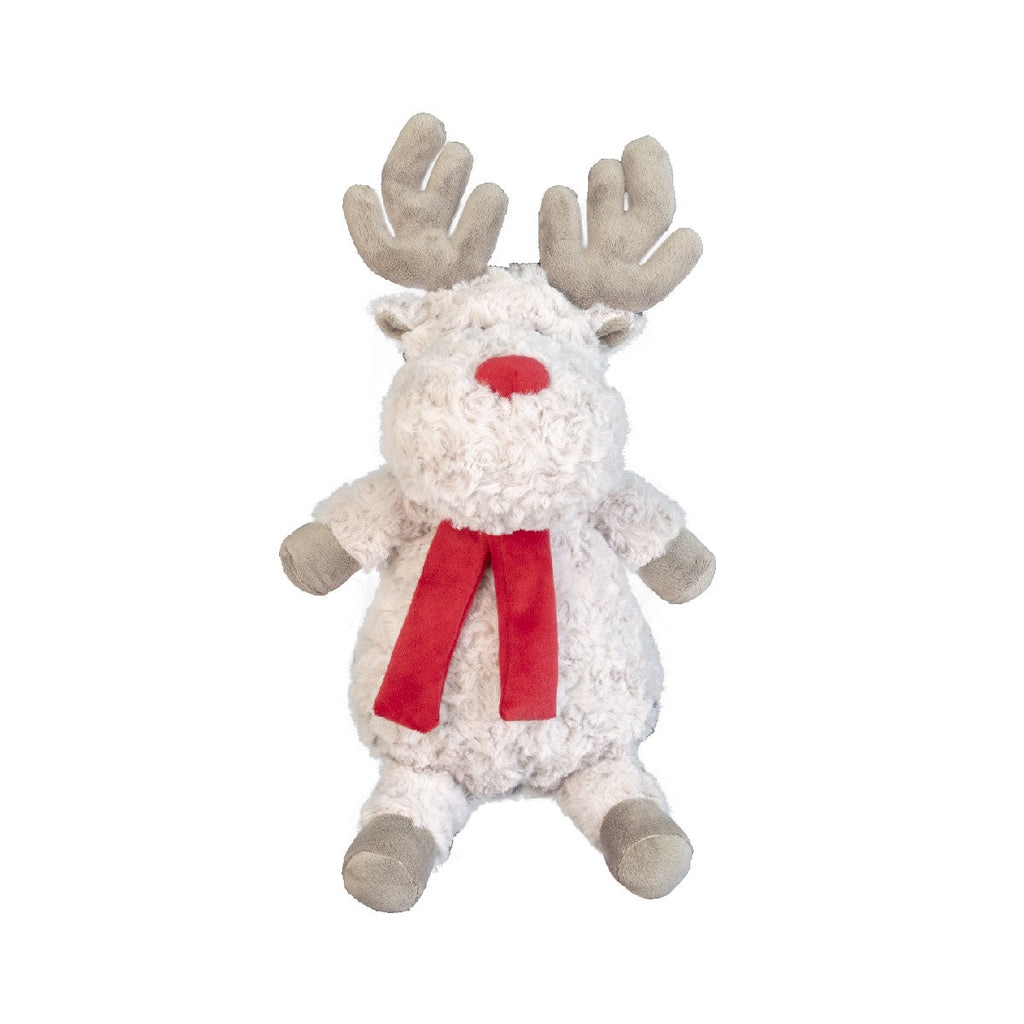 Deer Wolli H40cm - Bright White