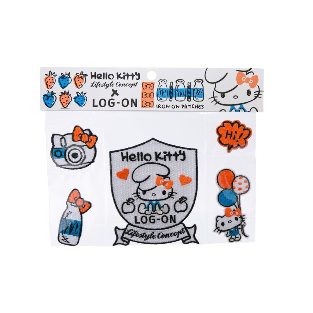 Hello Kitty Chef Series Badge Set