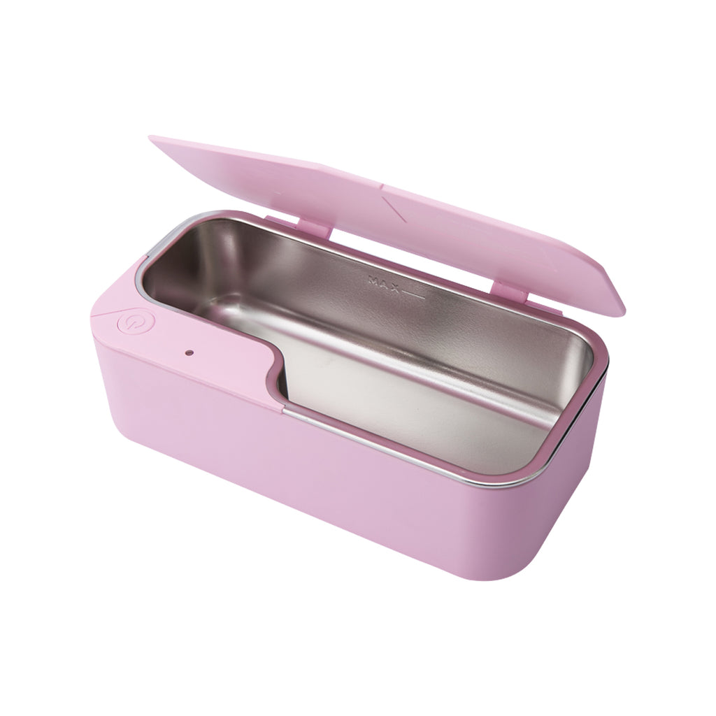 Smartclean Ultrasonic Cleaner- Soft Pink