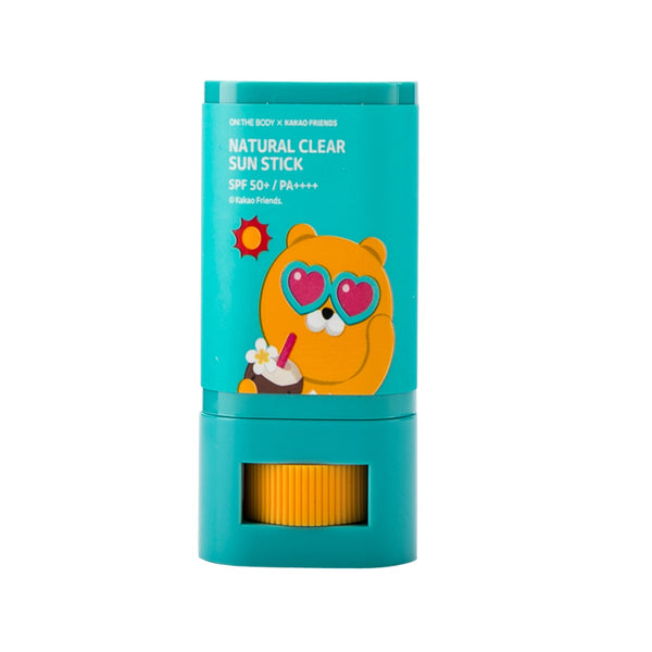 On The Body Natural Clear Sun Stick Ryan SPF 50